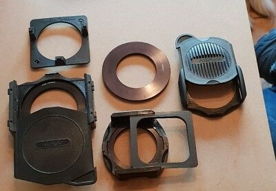 cokin filter holder  and adapter ring
