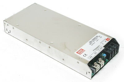 Mean-Well SD-1000H-24 DC-DC Converter, 12VDC 40 Amp 1000W