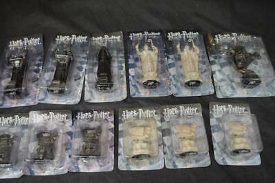 Collection Of 12 Boxed Harry Potter Figures