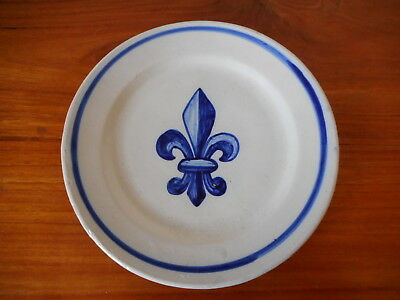 Very rare early Quimper Pottery 1891-1895