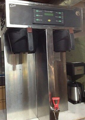 Wilbur Curtis ThermoPro dual coffee brewer TP2T