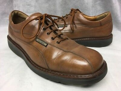 ABEL GOODYEAR Welt Brown Lace-Up Oxford