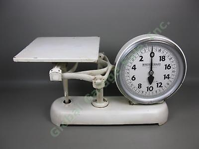 Vtg Antique Jacobs Bros Detecto 31S Series 25lb Capacity Store Produce Scale NR!