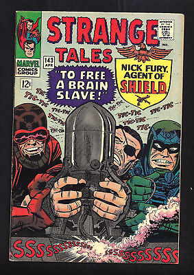 Strange Tales #143  Very Fine 8.0!   Sharp Copy!  More Listed!!