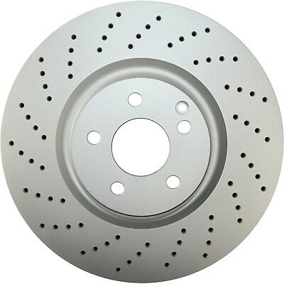 For Mercedes W220 S55 S600 Set of 2 Brake Discs Rotors Front Genuine 2204211112