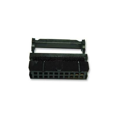 "Ga34393 Starconn Connectors - Idcw-20-Sc - 0.1"" Idc Socket - 20 Way / Bump"