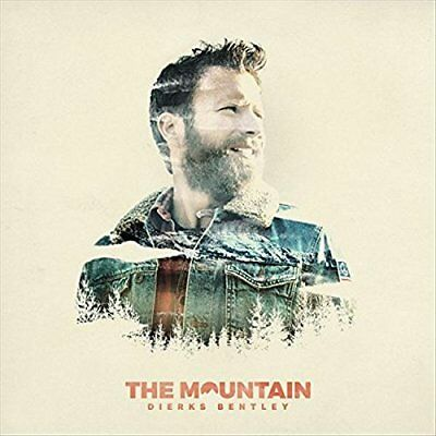 DIERKS BENTLEY THE MOUNTAIN CD (Released June 8th 2018)