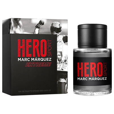 HERO SPORT EXTREME de MARC MARQUEZ - Colonia / Perfume EDT 100 mL - Man / Uomo