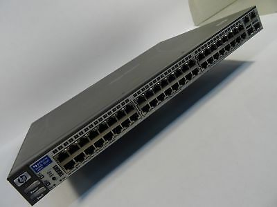 Hp Procurve 2650 J4899B 48 Port Switch 10/100 2X Gigabit Ports