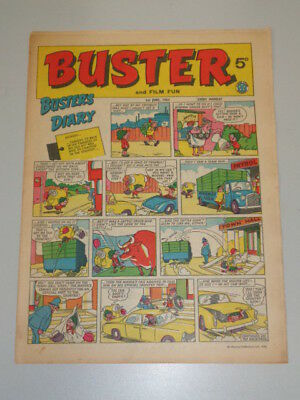 Buster 1St June 1963 Fleetway British Weekly Comic*