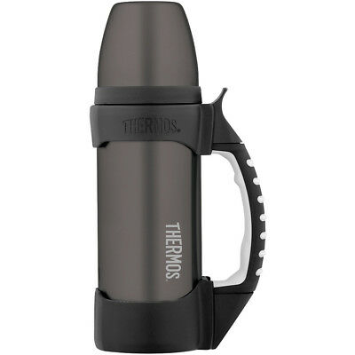 Thermos 1.1 qt. Rock Work Series Stainless Steel Beverage Bottle - Matte Gray