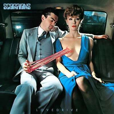 Scorpions - Lovedrive (50th Anniversary Deluxe Edition) (cd+dvd) NEW 2 x CD
