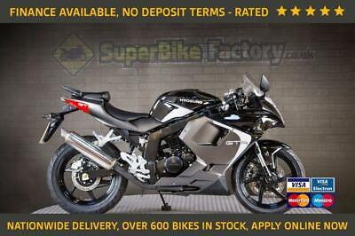 2018 Hyosung Gt 125R, 0% Deposit Finance Available