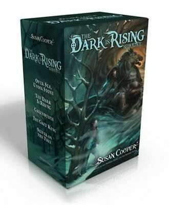 NEW The Dark Is Rising Sequence By Susan Cooper Paperback Free Shipping
