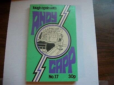 Laugh Again With Andy Capp-Paperback By Reg Smythe
