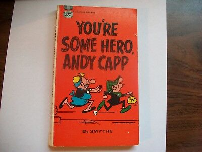 You're Some Hero Andy Capp- Paperback By Reg Smythe