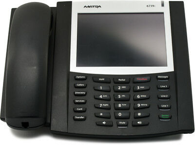 REFURBISHED AASTRA 6739i 39i VoiP Touch Screen IP Phone C-Stock