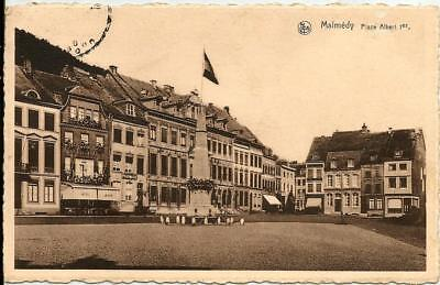 "MALMEDY "" Place Albert i° """