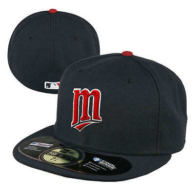 Minnesota Twins Officially Licenced MLB New Era 59FIFTY Fitted Cap