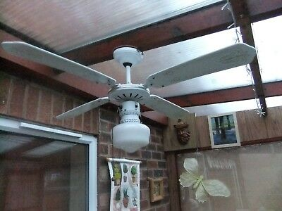 Ceiling Light And Fan--You Will Need One Of These Soon!!