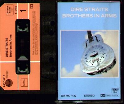 Dire Straits - Brothers In Arms /  MC