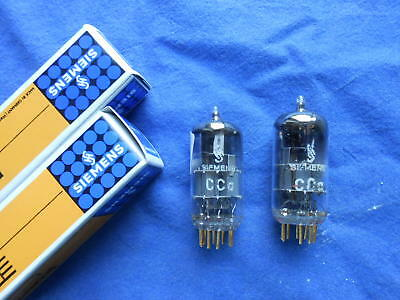 2 x  CC a  /  E 88 CC Siemens  AØ1 ‡2C  code  - matched pair -   made in Germany