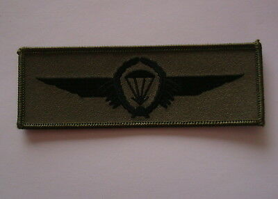 Original GERMAN ARMY - PARACHUTE WINGS  SHOULDER INSIGNIA.PATCH  new