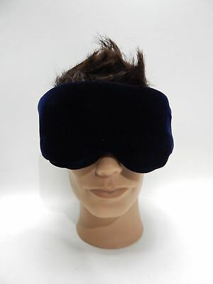 Brookstone Sound Plush Eye Mask Soothing Nature Sounds Sleep Faster and Better!