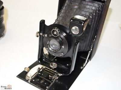 Zeiss Ikon Ica Volta 146/1 Run Ground camera 9x12 Lens 13,5cm 1:6,8
