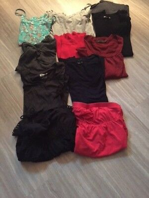 Lot Of Junor Size Item Size Small Tops  Fifteen Total !!!
