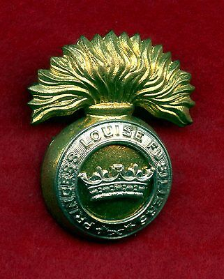 WW2 Canada Princess Louise Fusiliers Cap Badge