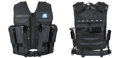 New Legion Tactical Weste Carrier schwarz