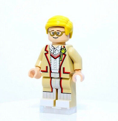 Dimensions game A1301 Lego custom printed Dr Doctor Who MISSY MASTER MINIFIG