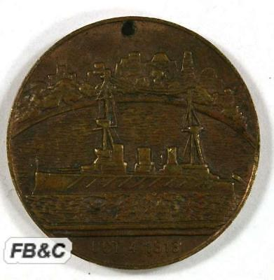 1913 Australian Medal - First Visit of the Commonwealth Fleet to Sydney