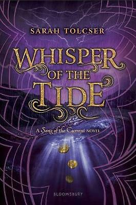 Whisper of the Tide by Sarah Tolcser Hardcover Book Free Shipping!