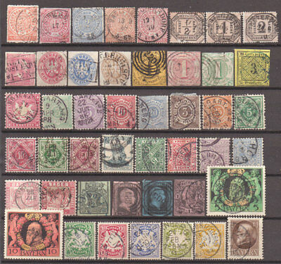 Old Germany used (2685