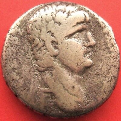 Nero, AR Tetradrachm of Syria, Antioch. AD 59-66.