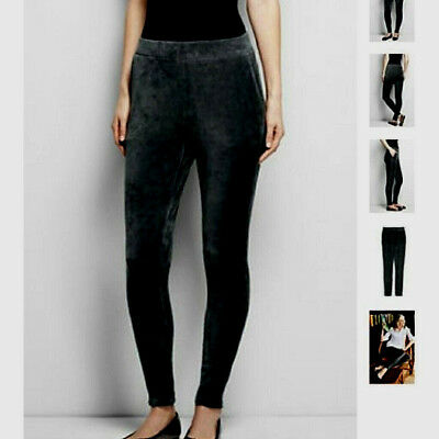d8ce963f0c571 Damenmode New Womens Lands End Starfish Collection Crop Navy Blue Leggings  Size S 6-8 HL15