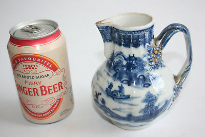 18th Century Antique Chinese Porcelain Blue and White Jug