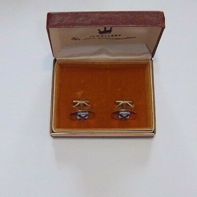 Nova Scotia Cufflings presented to Woody Ryan AHL from the Woody Ryan Collection