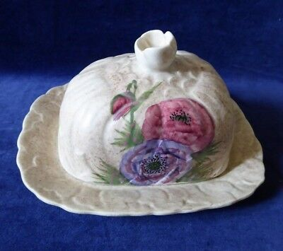 Vintage H J Wood butter or cheese dish  ##CHY61BS