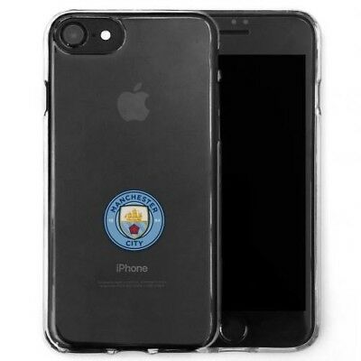 Manchester City Football Club iPhone 7 / iPhone 8 Shock Proof TPU Case Cover