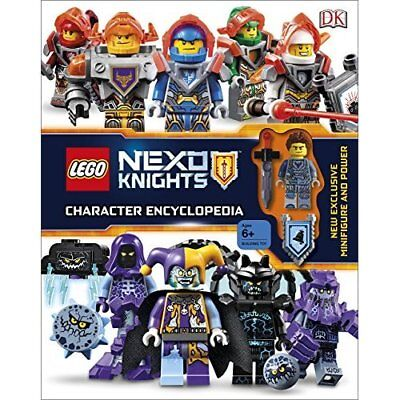 LEGO NEXO KNIGHTS Character Encyclopedia: With exclusiv - Mixed media product NE