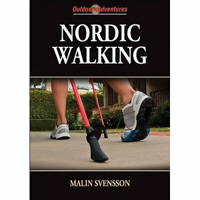 Nordic Walking (Outdoor Adventures) - Paperback NEW Svensson, Malin 2009-05-01