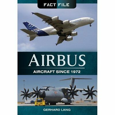 Airbus (Fact File) - Paperback NEW Gerhard Lang(Au 2015-01-30