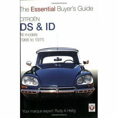Citroen ID and DS (Essential Buyer's Guide) (Essential  - Paperback NEW Heilig,