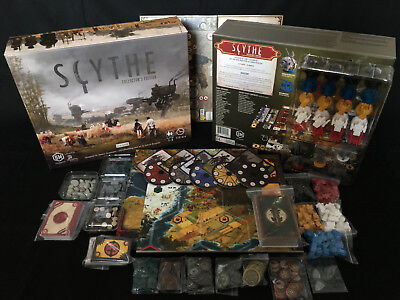 Scythe Collector's Edition - english - Stonemaier Games - wie neu / like new