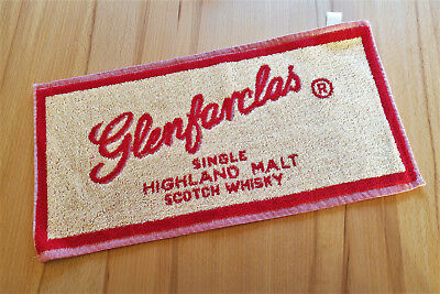 Glenfarclas Whisky Bartuch - Bar Towel