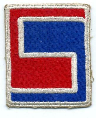 WW 2 US Army 69th Infantry Division Patch Inv# B439