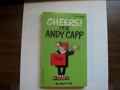 Cheers It's Andy Capp - Paperback By Reg Smythe